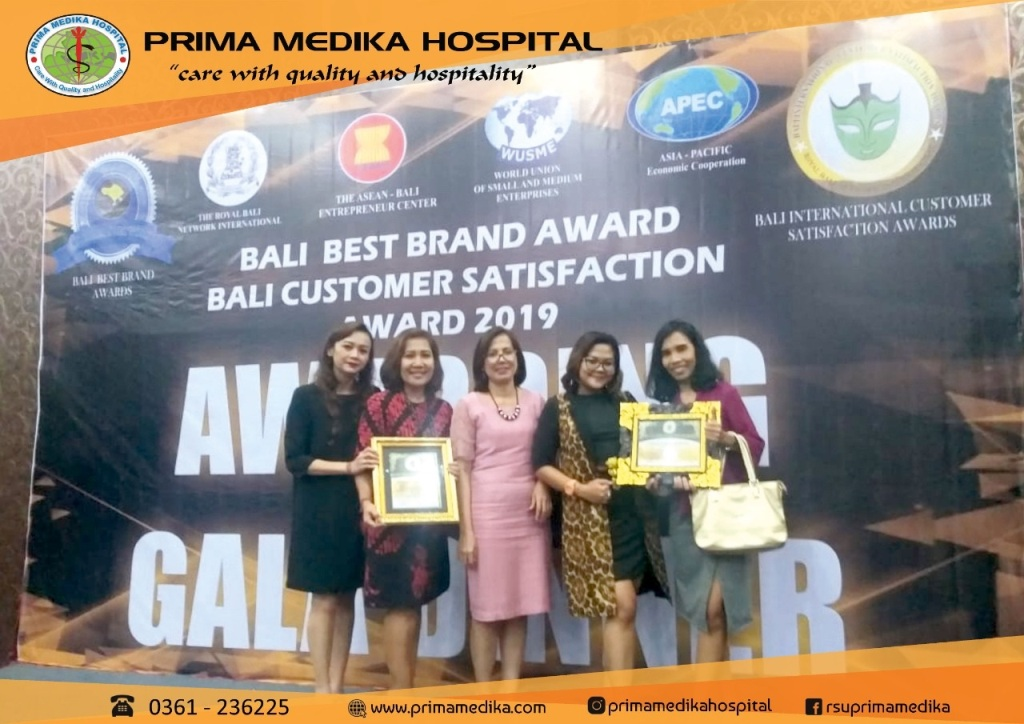 Achievement, Bali Customer Satisfation Award 2019 !