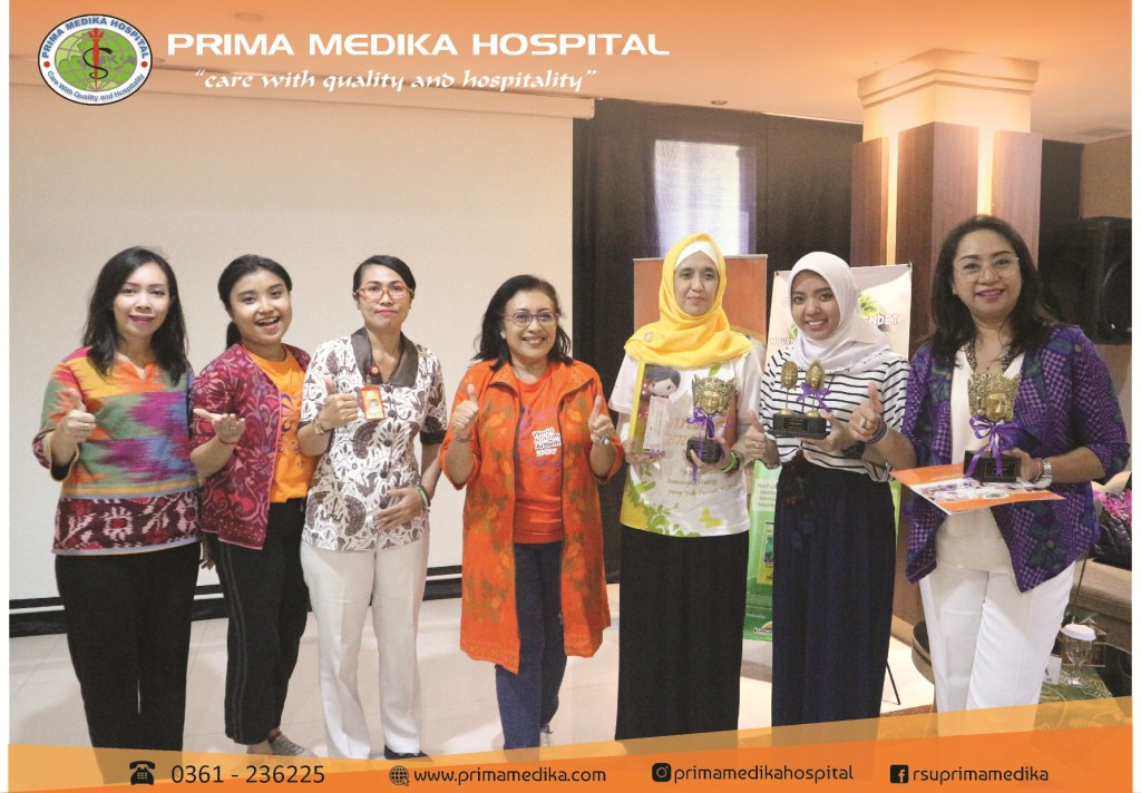 "Seminar awam dengan tema ""Go healthy Be Happy With Lesikaf"""