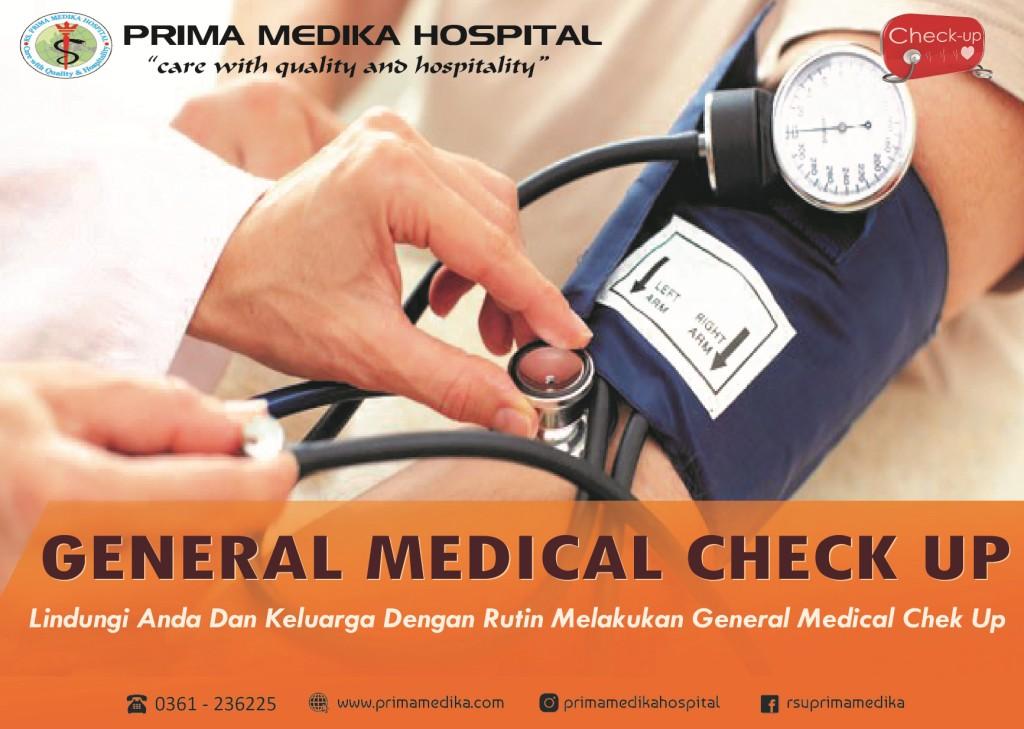 GENERAL MEDICAL CHECK UP