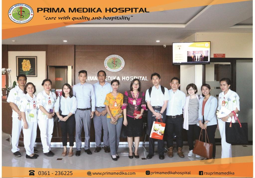 kunjungan dari PT. Japan Care Support Indonesia & Rumah Sakit Rawat Lansia Jepang