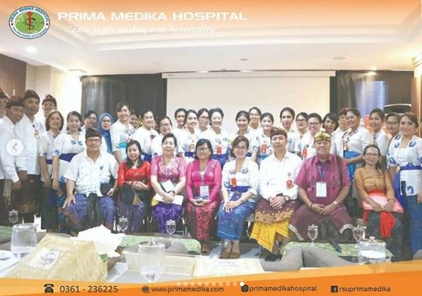 Prima Medika Hospital Wakili Kota Denpasar Dalam Penilaian Gerakan Rumah Sakit Sayang Ibu Bayi Tingkat Provinsi