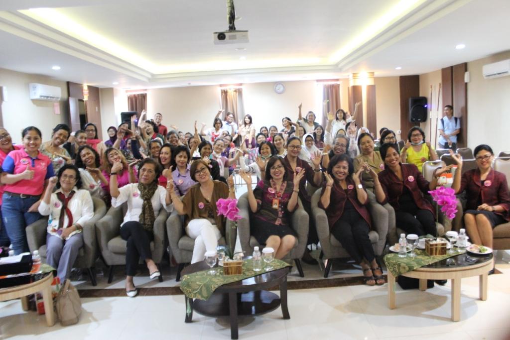"""Seminar Kanker Payudara """"Harapannya Dimulai Dari Saya"""""""