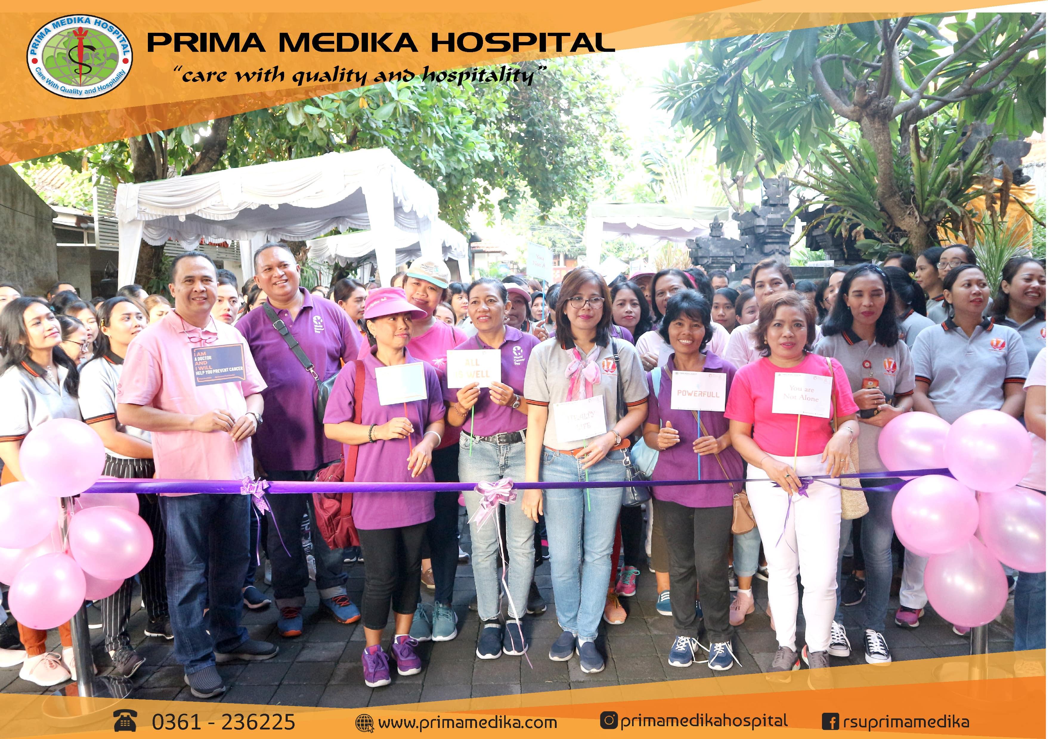 Kemeriahan Perayaan Hut Endrawati Cancer Center yang Ke - 2