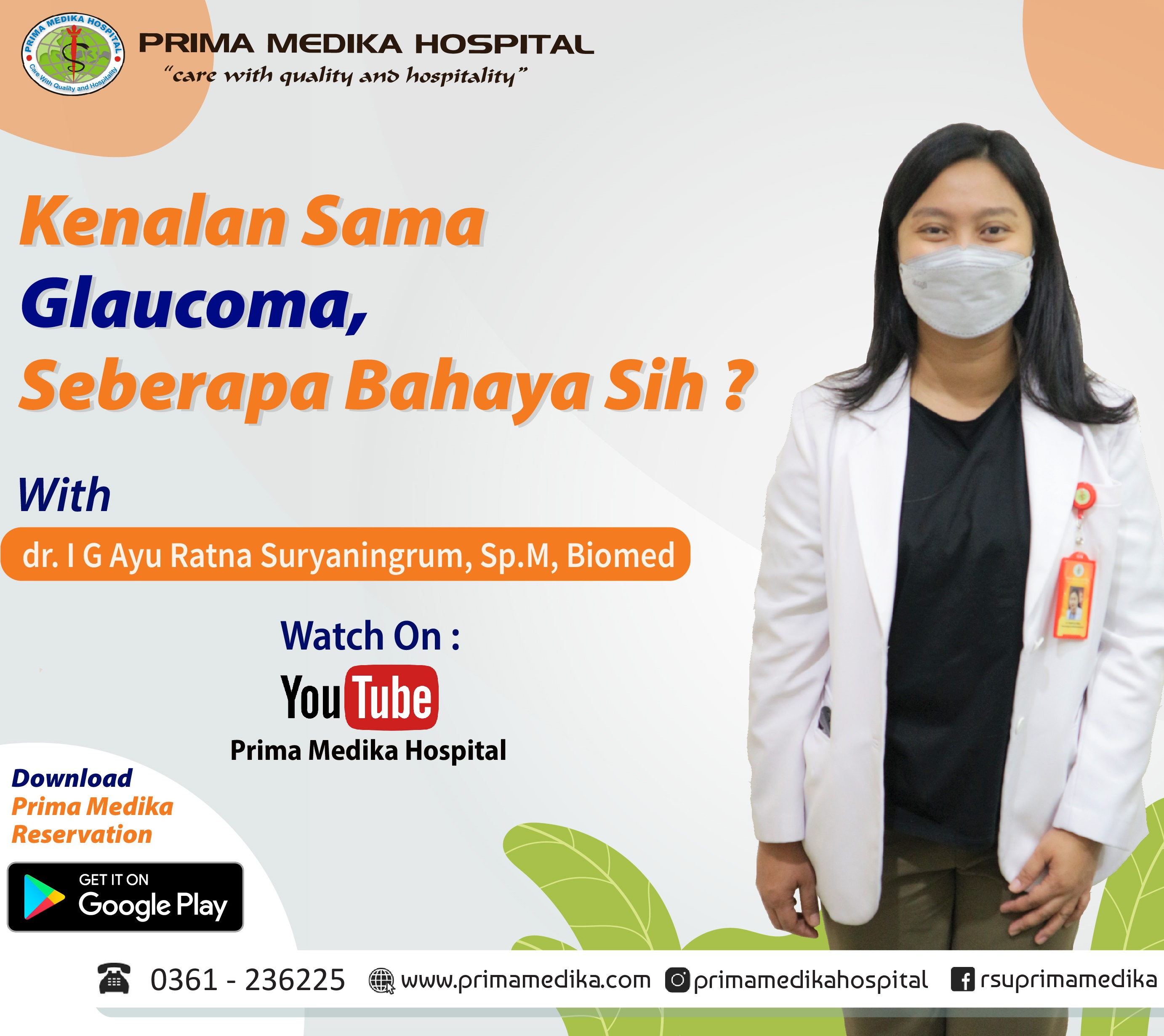 Kenalan Sama Glaucoma, Seberapa Bahaya Sih ?
