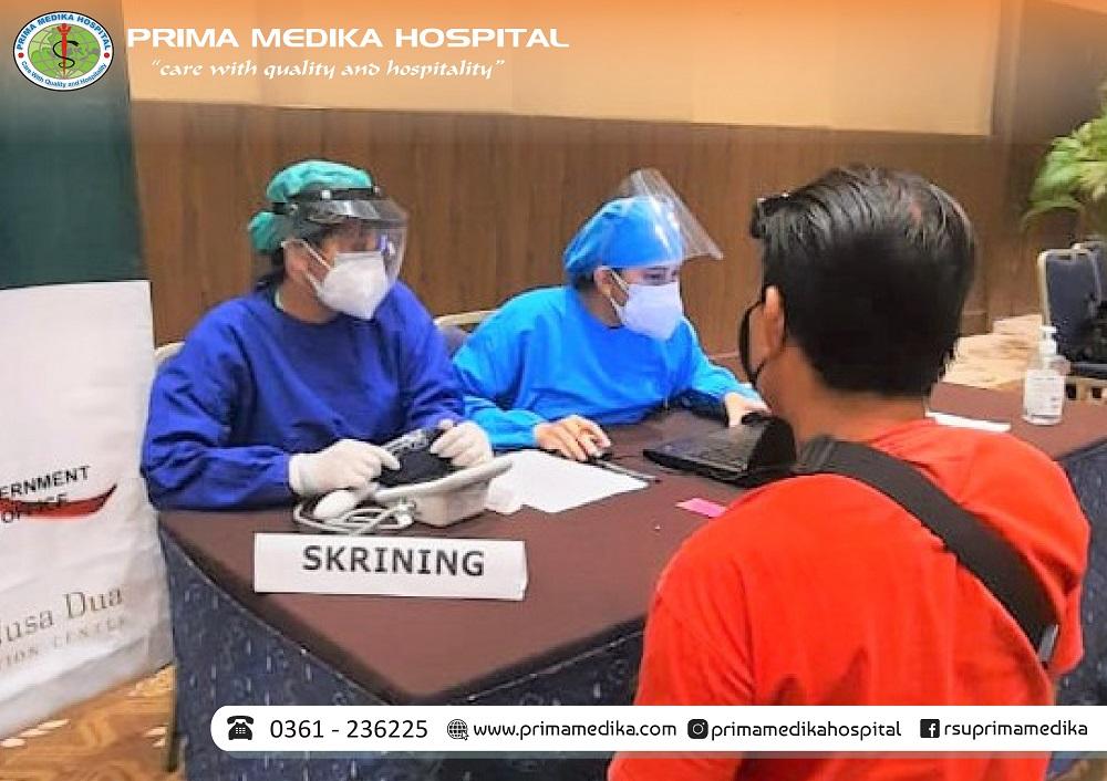 Prima Medika Hospital Dukung Pelaksanaan Vaksinasi Masal Kemenkes !