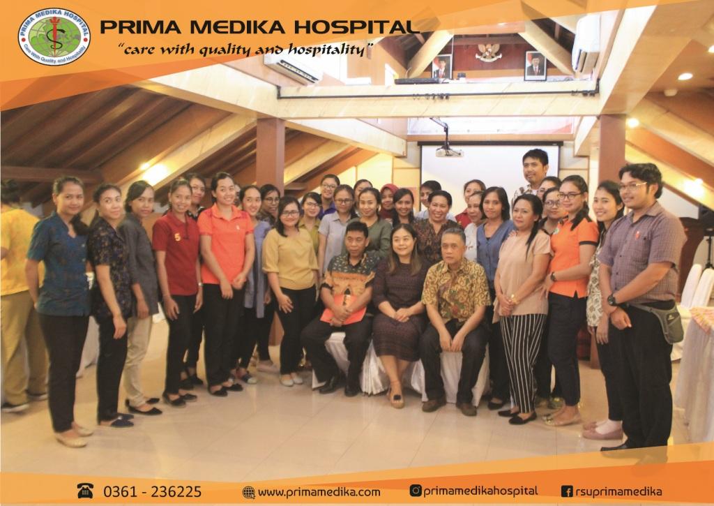 """Prima Medika Hospital menyelenggarakan pelatihan """"Resusitasi Neonatus"""