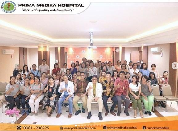 "Seminar Medis ""Acute Care"" Prima Medika Hospital"